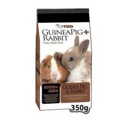 تاپ فيد خرگوش و خوكچه هندي