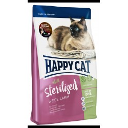 happy cat sterilised weide lamm ده كيلويي