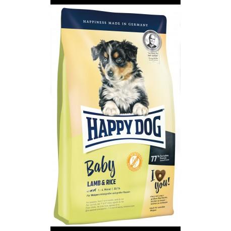 غذای خشک سگ جوان حاوی گوشت بره و برنج 10 کیلویی