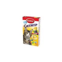 قرص مولتی ویتامین گربه به همراه سنبل الطیب  سانال 30 گرمی