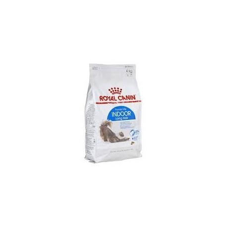 غذای خشک گربه های بالغ مو بلند داخل خانه دو کیلویی
