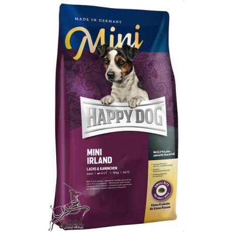 غذای خشک سگ های بالغ حساس نژاد کوچک IRLAND